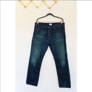 Hudson Dandy Slouchy Straight Jean